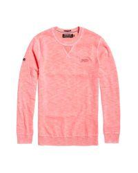 Line Tarp Back Pack Superdry pour homme en coloris Pink