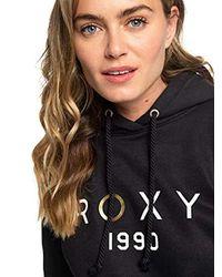Sweat à Capuche pour Roxy en coloris Black
