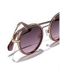 Gafas de sol para mujer PAULA ECHEVARRÍA x Hawkers Sunglasses de color Pink