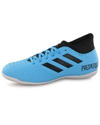 Chaussures Predator 19.4 IC Adidas pour homme en coloris Blue