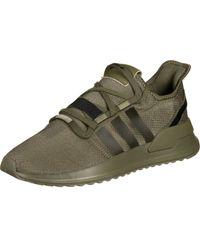 U Path Run Chaussures raw Khaki/Core Black Adidas pour homme en coloris Green