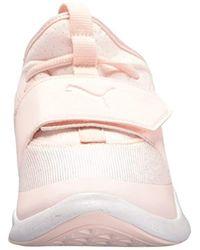 PUMA Pink 's Dare Trainer Wns Sheen Sneaker