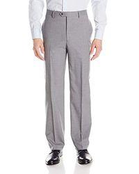 Tommy Hilfiger Gray Vasser Side Vent Suit 2 Button for men