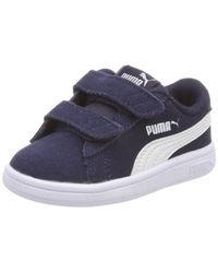 Smash v2 SD V Inf PUMA en coloris Blue