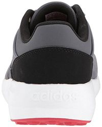 Adidas Multicolor Neo Cf Race Running Shoe for men