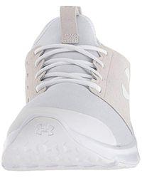 1288060 - Ua Drift Rn Mineral - Chaussures de Cours - Under Armour pour homme en coloris White