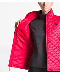Thermoball Full Zip - Atomic Pink - M di The North Face