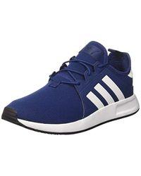 X_PLR, Sneakers Basses Homme Adidas pour homme en coloris Blue