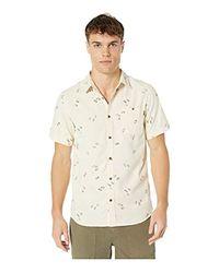O'neill Sportswear Multicolor Casual Modern Fit Short Sleeve Woven Button Down Shirt for men
