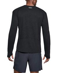 Under Armour Black Swyft Long Sleeve T-shirt for men