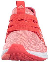 Adidas Pink Edge Lux W Running Shoe