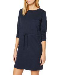 Edc By Esprit Blue 010CC1E307 Kleid