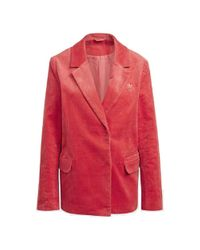 Giacca Donna GU2999 Blazer Tactile Pink - 36 di Adidas