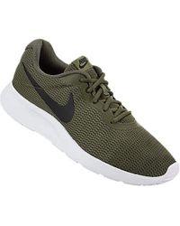 Tanjun, Zapatillas de Running para Hombre Nike de hombre de color Multicolor