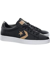 Converse Black Pl 76 Ox S Trainers for men