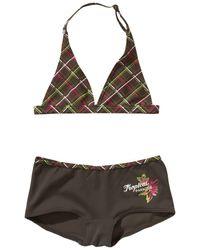 Schiesser Multicolor Mädchen Neckholder Bikini