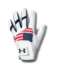 Under Armour Multicolor Iso-chill Golf Glove for men
