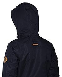 Regatta Blue Roanstar Ii Long Sleeve Waterproof Insulated Jackets