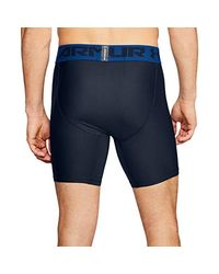 HG Armour 2.0 Comp Short di Under Armour in Blue da Uomo