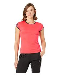 Adidas Red Club 3-stripes Tee