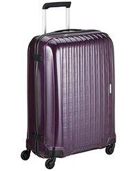 Valise Samsonite en coloris Purple
