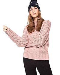 Pepe Jeans Pink Damen Helaia Pullover