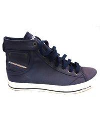 DIESEL Sneaker MID Schuhe Magnete Exposure I in Blue für Herren