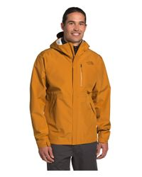 The North Face Orange Dryzzle Futurelight? Functional Jacket Xl for men
