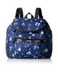 LeSportsac Blue Classic Small Edie Backpack