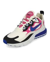 W AIR Max 270 React Nike en coloris Blue