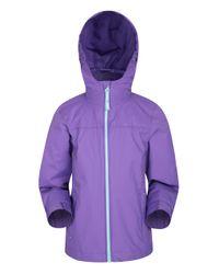 Torrent di Mountain Warehouse in Purple