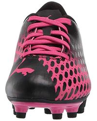 PUMA Spirit FG Sneaker, Fuchsia Purple Black in Multicolor für Herren