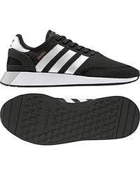 Iniki Runner CLS, Zapatillas para Hombre Adidas de hombre de color Black