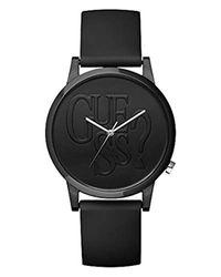V1019 m1 Originals Silicone Black 42 mm di Guess da Uomo