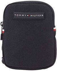 Tommy Compact Crossover, Sacs pour ordinateur portable Tommy Hilfiger pour homme en coloris Blue