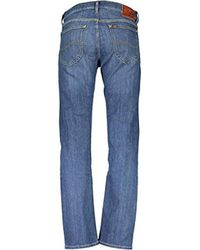 Lee Jeans Daren Zip Fly Straight Jeans in Blue für Herren