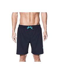 """Nike Blue Swim Vital 7"""" Volley Short for men"""