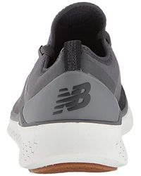 New Balance S Lazr V1 Fresh Foam Low Top Lace Up Running, Black, Size 9.0 Us / 7 Uk Us