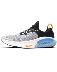 Nike Joyride Run Flyknit Running Shoes in White für Herren