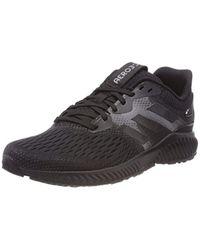 Aerobounce M, Chaussures de Trail Adidas pour homme en coloris Black
