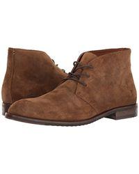 Frye Brown Sam Chukka Boot for men