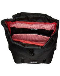 Herschel Supply Co. - Black Retreat Mid-volume Backpack - Lyst
