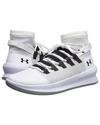 Souliers de Basketball M-tag Future Signature pour s, Chaussures de Basket Under Armour pour homme en coloris White