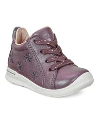Ecco Multicolor Baby Mädchen First Sneaker