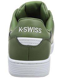 K-swiss Green Clean Court Cmf Fashion Sneaker for men