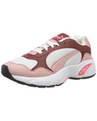 PUMA Pink Erwachsene Cell Viper Sneaker