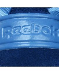 Reebok Furylite Camo, Sneaker in Blue für Herren