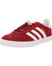 Gazelle J Adidas pour homme en coloris Red