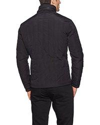 John Varvatos - Black Quilted Jacket Bian 001 for Men - Lyst