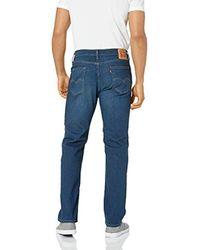 514 Straight Fit Jean Homme Levi's pour homme en coloris Blue